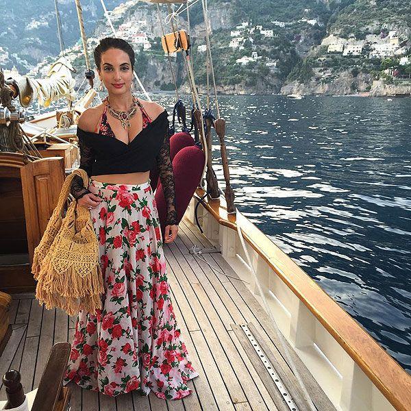 Christie Brinkley Shares Gorgeous Photos of Alexa Ray Joel from Italy Capri