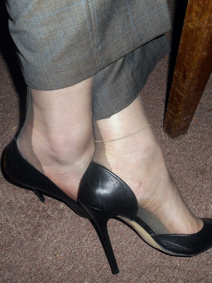 In Pantyhose F Stockinged 26