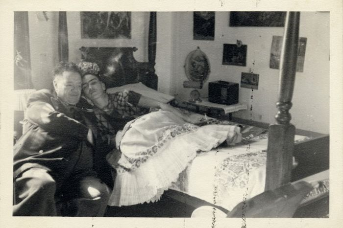 Диего Ривера и Фрида Кало