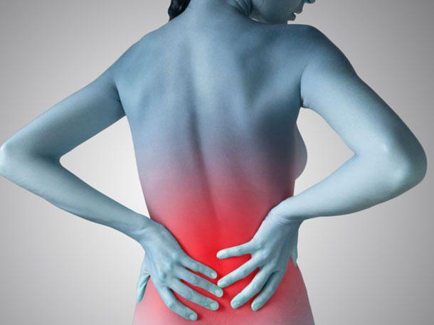 Osteopathie kann dir langfristig gegen Rückenschmerzen helfen.