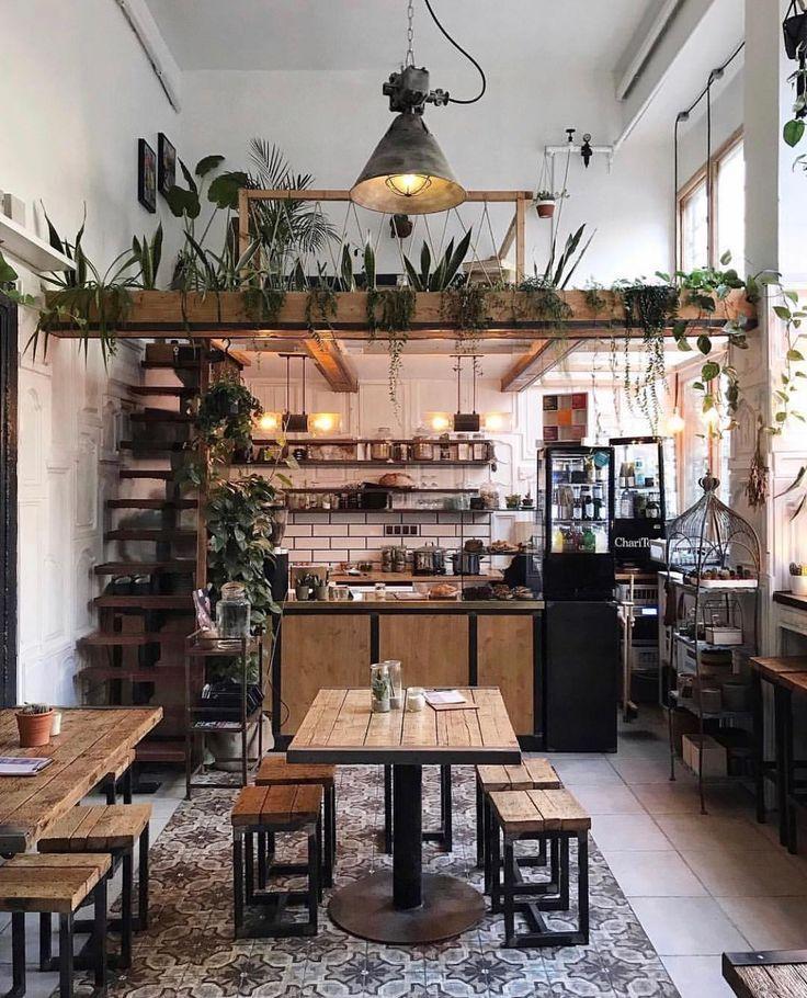 The Greens Berlin Cafe Interior Design Cafe Interior Coffee Shops Interior