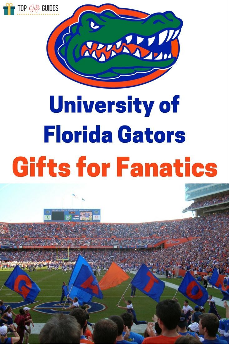 University of Florida Gators Football Gifts for the Fanatic | Top Gift Guides
