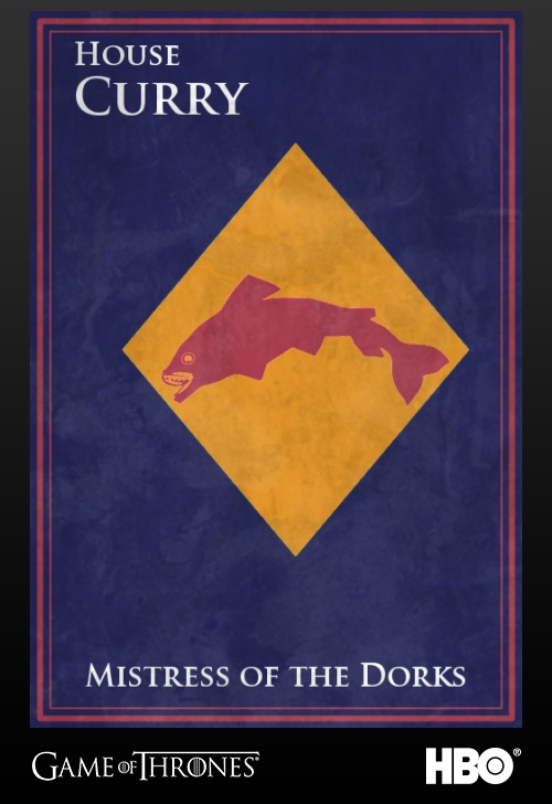 Adrianne Curry's Sigil #gameofthrones #jointherealm #adriannecurry #fashion