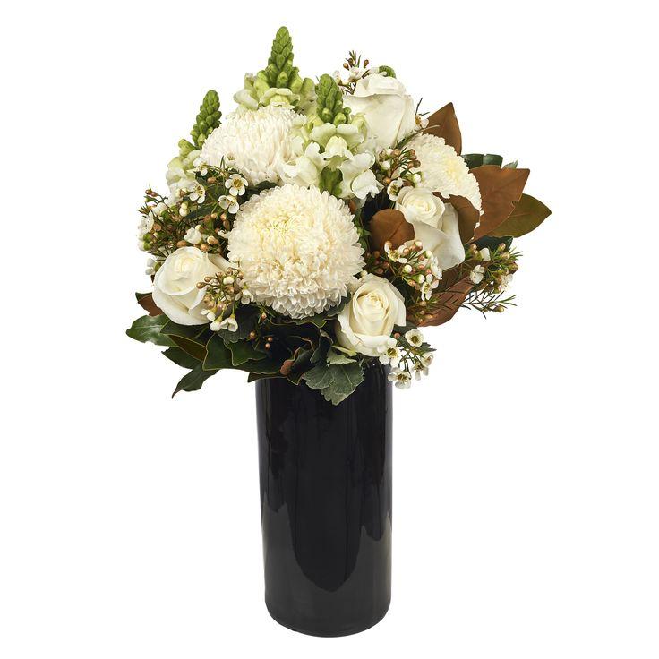 Bloom'd sympathy bouquet