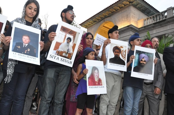 NYC Sikh Vigil: New Yorkers Gather To Mourn Victims Of Wisconsin Gurdwara Shooting