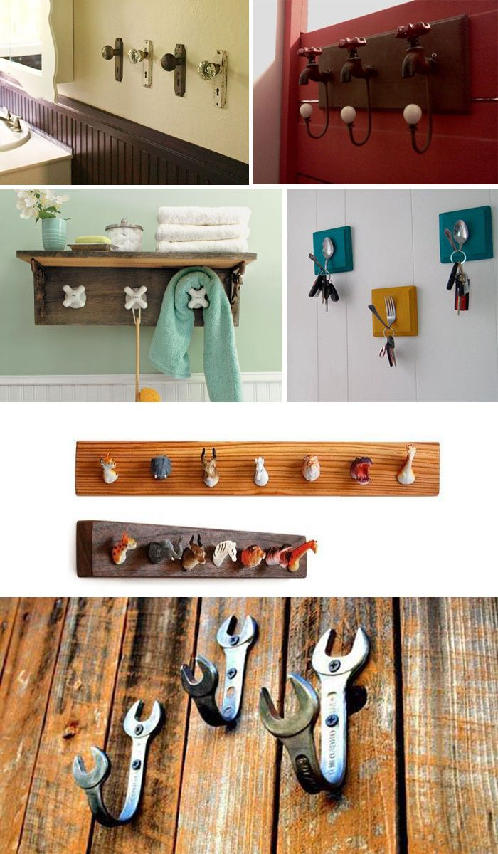 ganchos Como decorar gastando pouco: Ano novo, casa nova com dicas de decoração baratas, rápidas e fáceis de fazer!