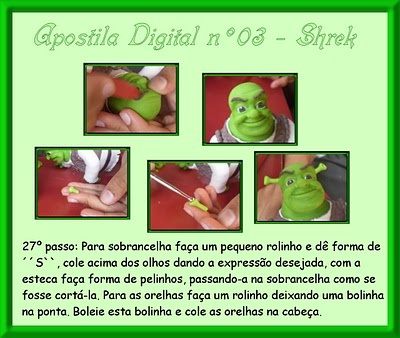 Shrek tutorial