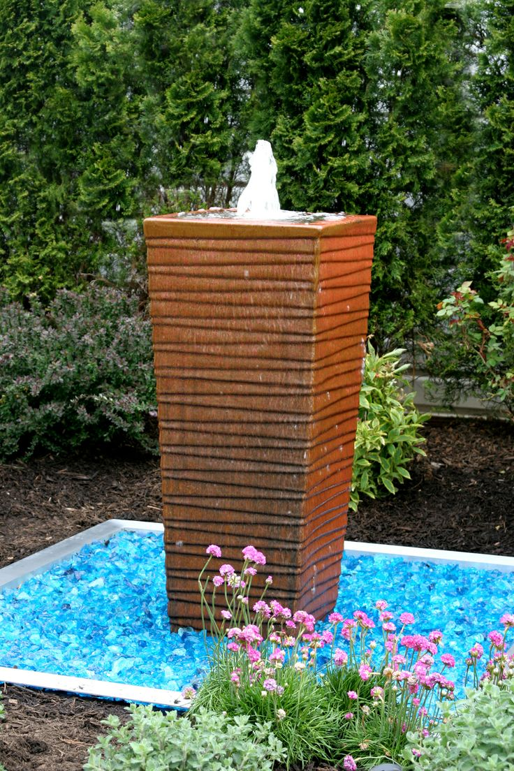 22 best Fountain images on Pinterest | Garden fountains, Ponds and ...