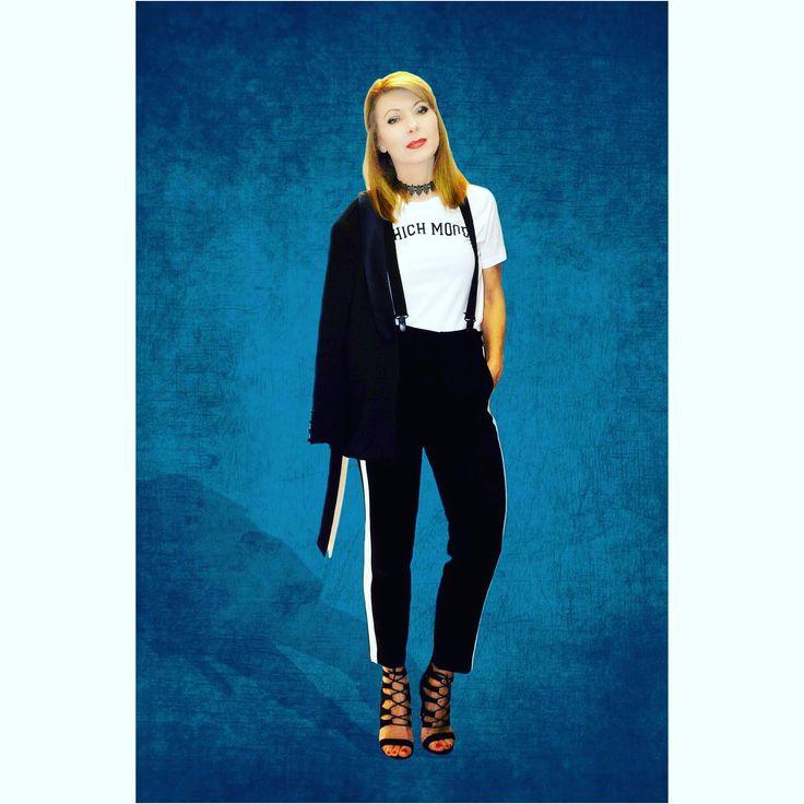 Zaful blazer Fashion blogger