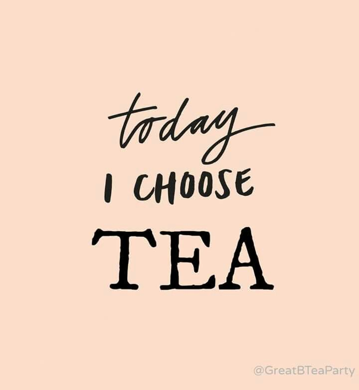 Choose Tea Today