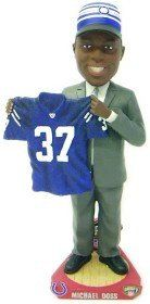 Indianapolis Colts Mike Doss Draft Pick Forever Collectibles Bobble Head