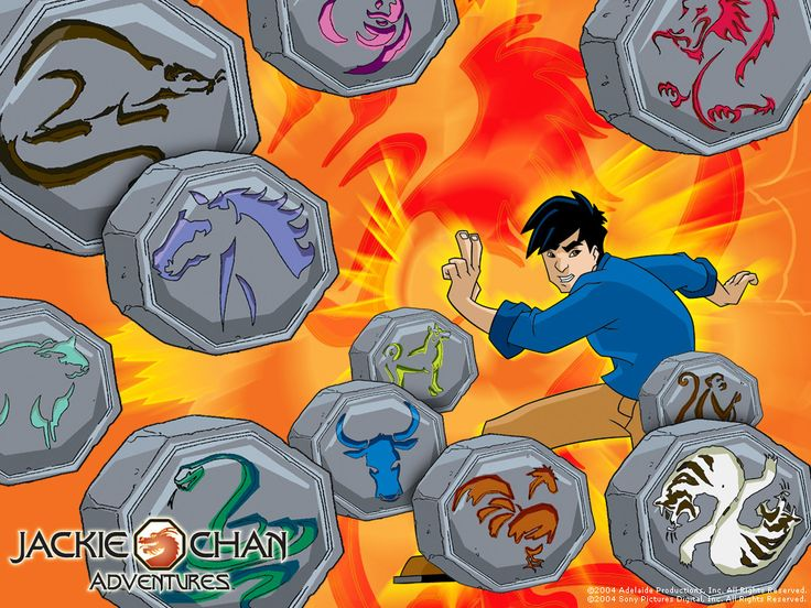 13 best jackie chan adventures images on pinterest for Jackie chan adventures jade tattoo