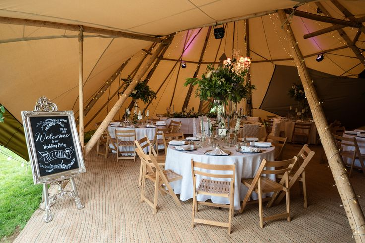 Pipewell Hall, an outdoor & tipi wedding venue in Northants (14)