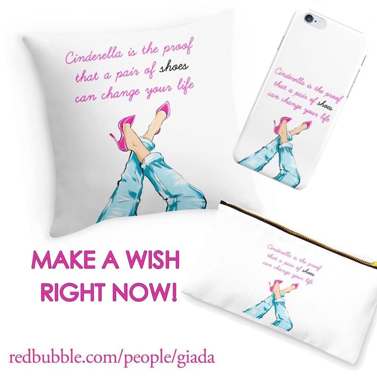 GìGì Illustrations New item on RedBubble shop   www.redbubble.com/people/giada