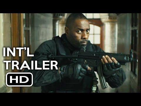 Bastille Day Official International Trailer #1 (2016) Idris Elba, Richard Madden Action Movie HD - YouTube