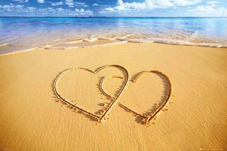 #heart #sand #beach #seaside | Photography | Pinterest ...