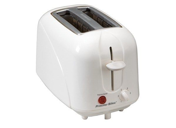#bestoftheday #FF This Proctor Silex Cool Touch 2 slice toaster review tests a budget model that has no frills or special features, but promises to do the basics well and reliably. It's a compact 2-slice model in a simple gloss white plastic finish.This Proctor Silex toaster will be ideal if you just want...