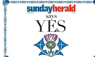 A new independent Scottish newspaper will be printed on Monday