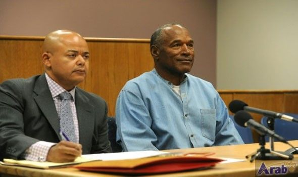 O.J. Simpson freed from jail on parole