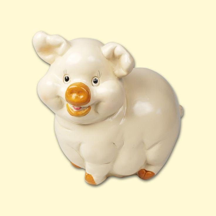 "SHOP-PARADISE.COM:  Spardose ""Schwein"", Höhe - 16 cm, (P2005-B) 4,19 €"