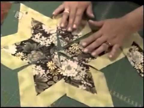 DIAGONALES DE PATCHWORK SENCILLAS - YouTube Más