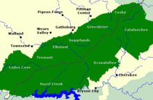 Great Smoky Mountains - Wikipedia, the free encyclopedia