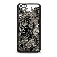 Anja Jane Ornamental Garden Unique Iphone 5c Cases