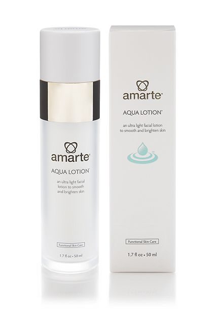 Moisturizers That Won't Drive Your Skin Crazy #refinery29  http://www.refinery29.com/gel-creams#slide6  Amarte Aqua Lotion, $75, available at Amarte.