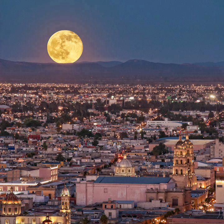 Hermosillo, Sonora Mexico Beautiful evening!