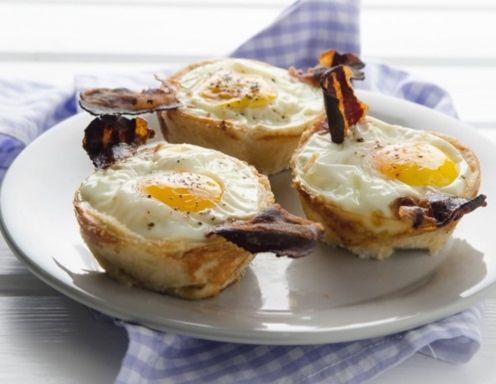 Frühstücksmuffins Rezept