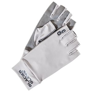 Glacier Glove Abaco Sun Glove with Synthetic Leather - XL