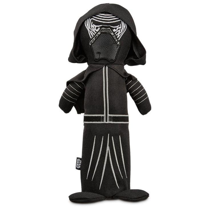 Star Wars KYLO REN Bottle Cruncher Dog Toy Pet Supplies