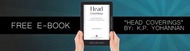 Free E-Book: Head Coverings by K.P. Yohannan