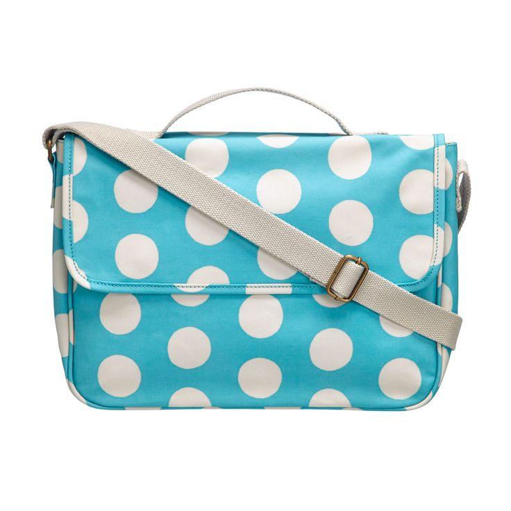 Kids Bags   Big Spot Satchel   back to school essentials   Cath Kidston