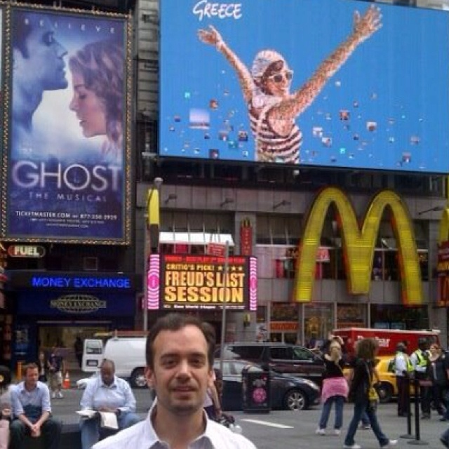 Live from NYC this is the power of crowd funding. We, the people, invite you to Greece !