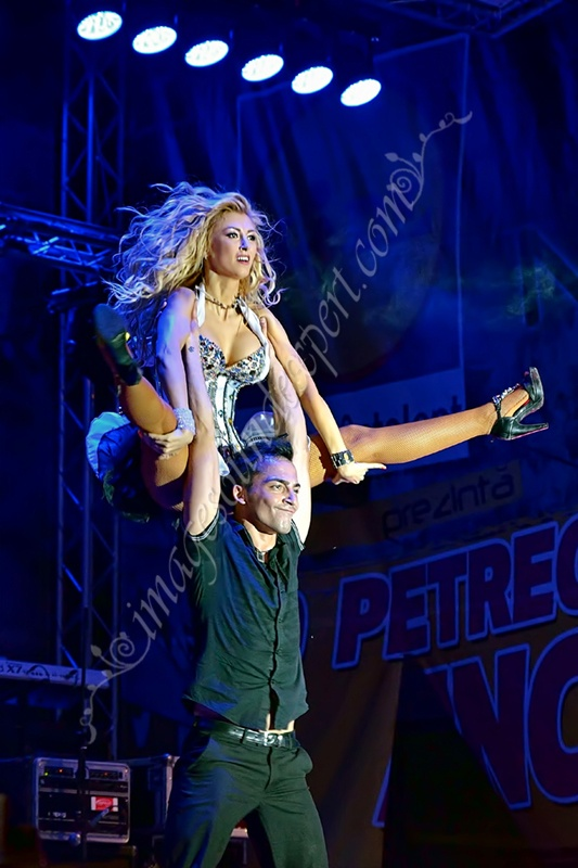 Andreea Balan - concert  www.imagesoundexpert.com