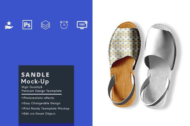 Sandals Slippers Flip Flop Mockup Psd Templates Texty Cafe Mockup Psd Mockup Psd
