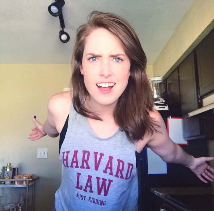 laina overly attached girl