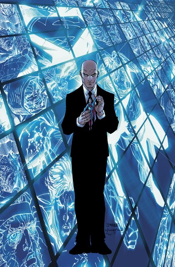 Lex Luthor by Jim Lee