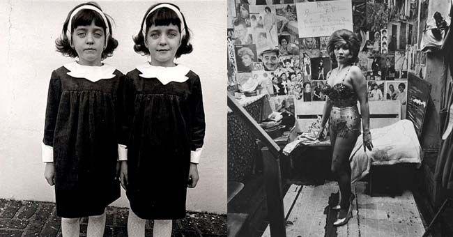 Diane Arbus dresse un portrait troublant de l'Amérique des années 1960. Elle s'attache pourtant à montrer que ces personnages étranges et atypiques, d'habitude considérés comme des « phénomènes de foire », sont avant tout des êtres réels, avec des habitudes et un train-train quotidien.