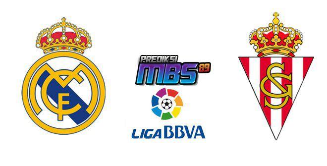 Prediksi Real Madrid Vs Sporting Gijon, Prediksi Real Madrid Vs Sporting Gijon 26 November 2016, Prediksi Bola Real Madrid Vs Sporting Gijon.