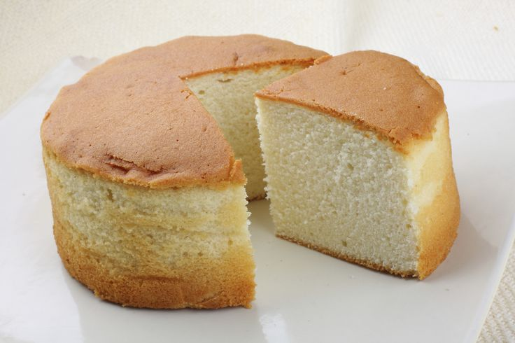 Gateau chinois type sponge cake vapeur