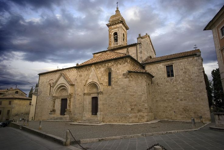 San Quirico d'Orcia Collegiate Church  http://www.charminly.com/a-walk-in-tuscany-through-the-hamlets-of-val-dorcia/