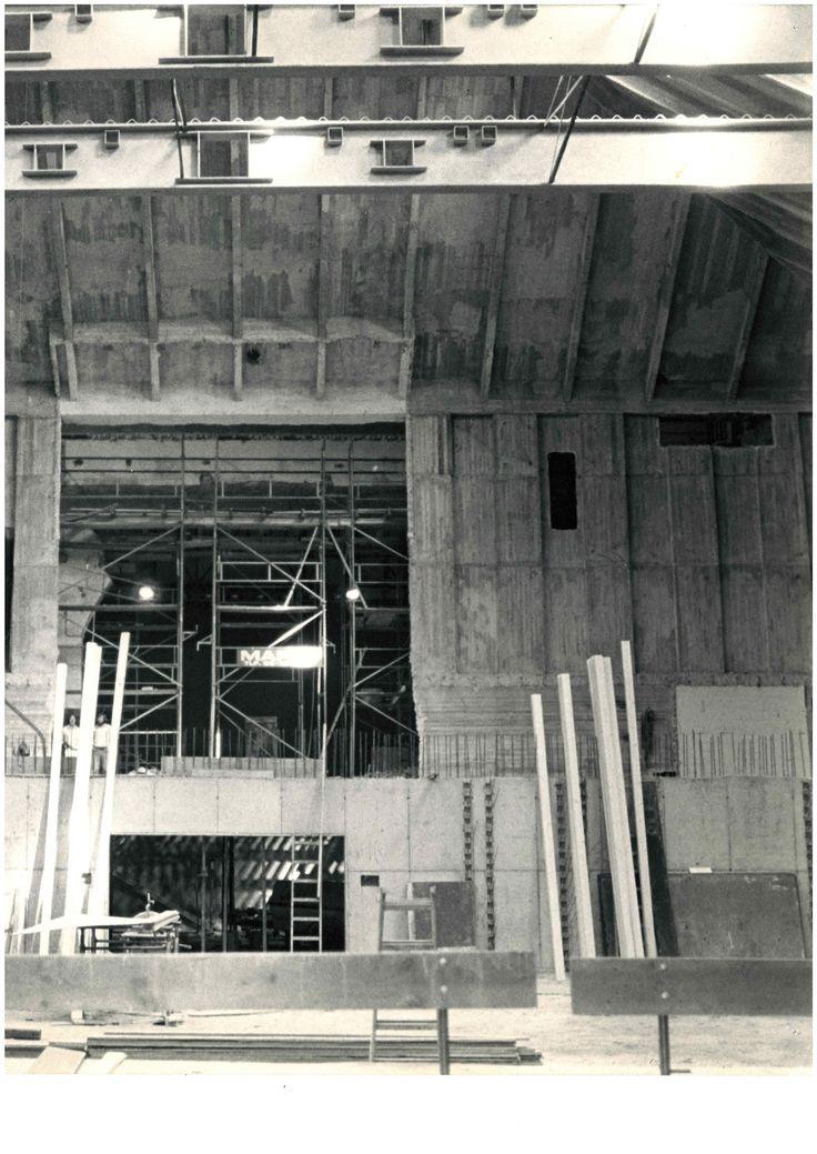 Scala under ombygning