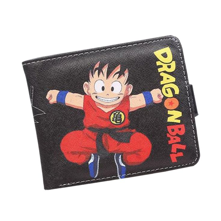 Dragon Ball Z Son Goku Wallet Ultra Thin Purses //Price: $14.00  ✔Free Shipping Worldwide   Tag your friends who would want this!   Insta :- @fandomexpressofficial  fb: fandomexpresscom  twitter : fandomexpress_  #shopping #fandomexpress #fandom