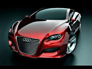 Audi - Locus Concept - 2007 super car