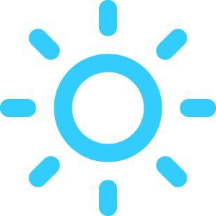 Buen día amigas y amigos de las redes sociales. La temperatura actual en Torreón es de 24C. Humedad: 60%. Vientos de 0 Km/h. La máxima para hoy será de 36C.