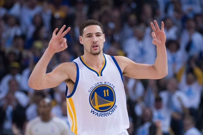 klay thompson | Warriors News: Klay Thompson Partners With ShotTracker