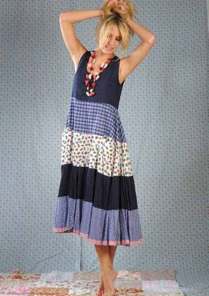 Fiordaliso Dress by Nadir Positano
