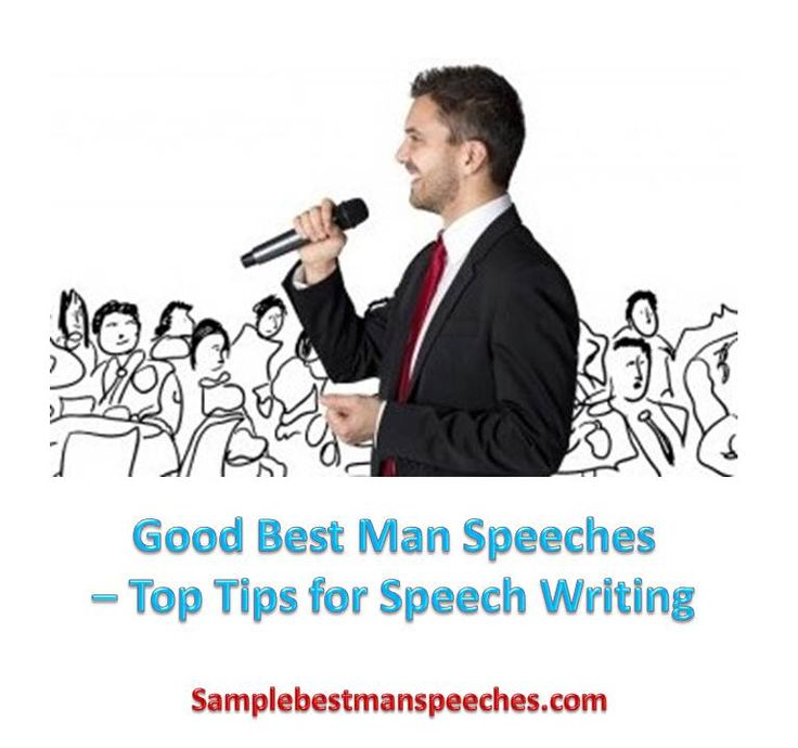 Hire a Professional and Experienced Best Man Speech Writer